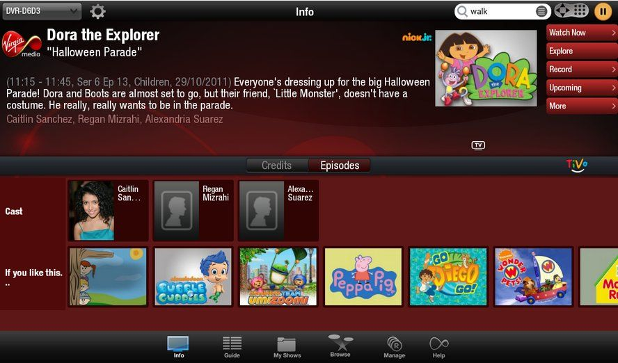 Virgin Media TV Anywhere now available on Android (With