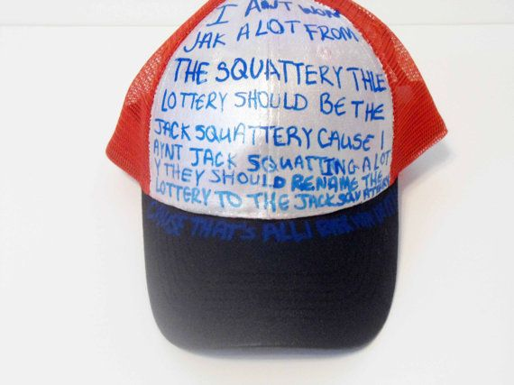 2b354bc3042 Replica Early Cuyler Squidbillies Jak by LadyBauschDesigns on Etsy ...