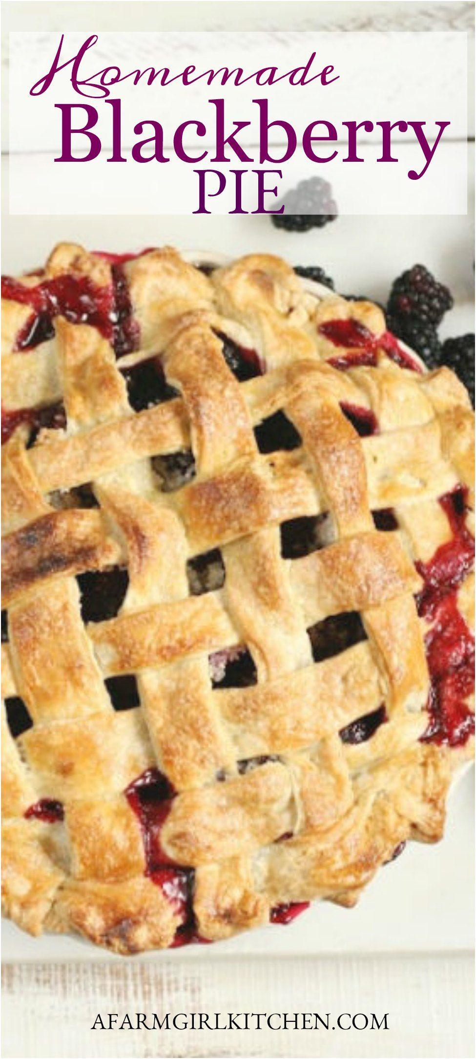 how to freeze blackberries for pie