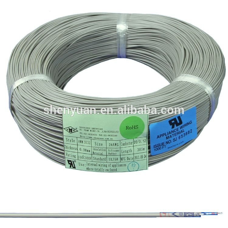 Fabulous Heat Resistant Silicone Rubber Carbon Fiber Electric Wire Alibaba Wiring 101 Ferenstreekradiomeanderfmnl