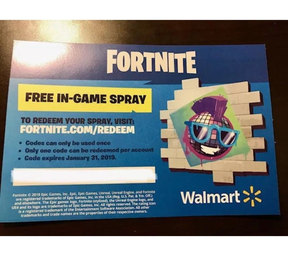 Fortnite Codes