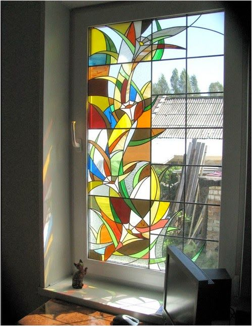 glass window decorations diy pinterest stained glass flowers crafts windows windows decor window pin by ricarda suha on glass ideas