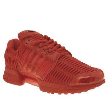 Adidas Red Climacool 1 Mens Trainers Take your sneakerhead game up a level  with the adidas 70af2044b7f8