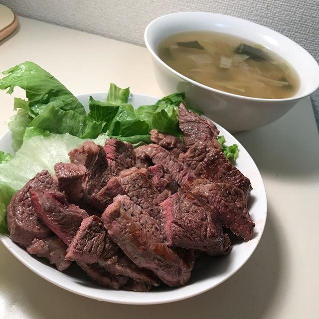 ダイエット 糖質制限 肉 ステーキ 飯テロ ケトン体 ケト