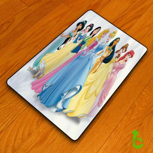Cartoon Disney Princess Blanket