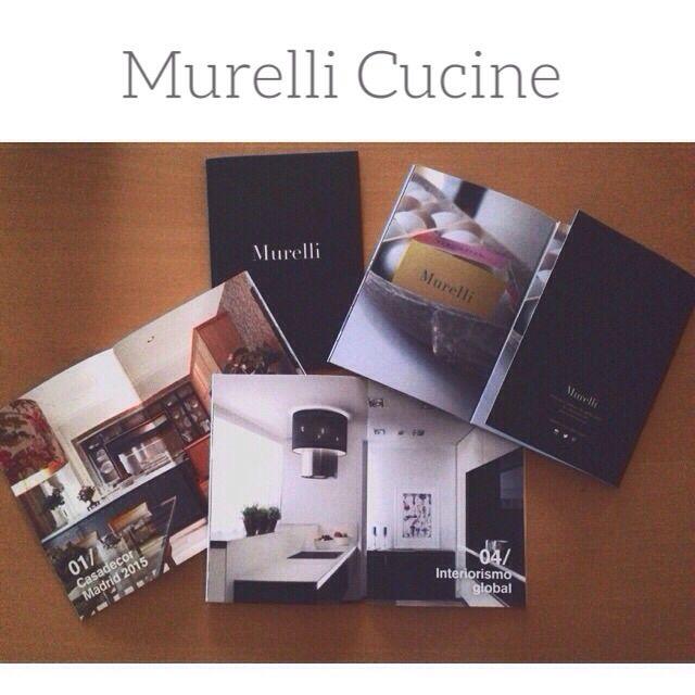 #catálogo #murellicucine #diseño y #decoración de #cocinas con sabor italiano