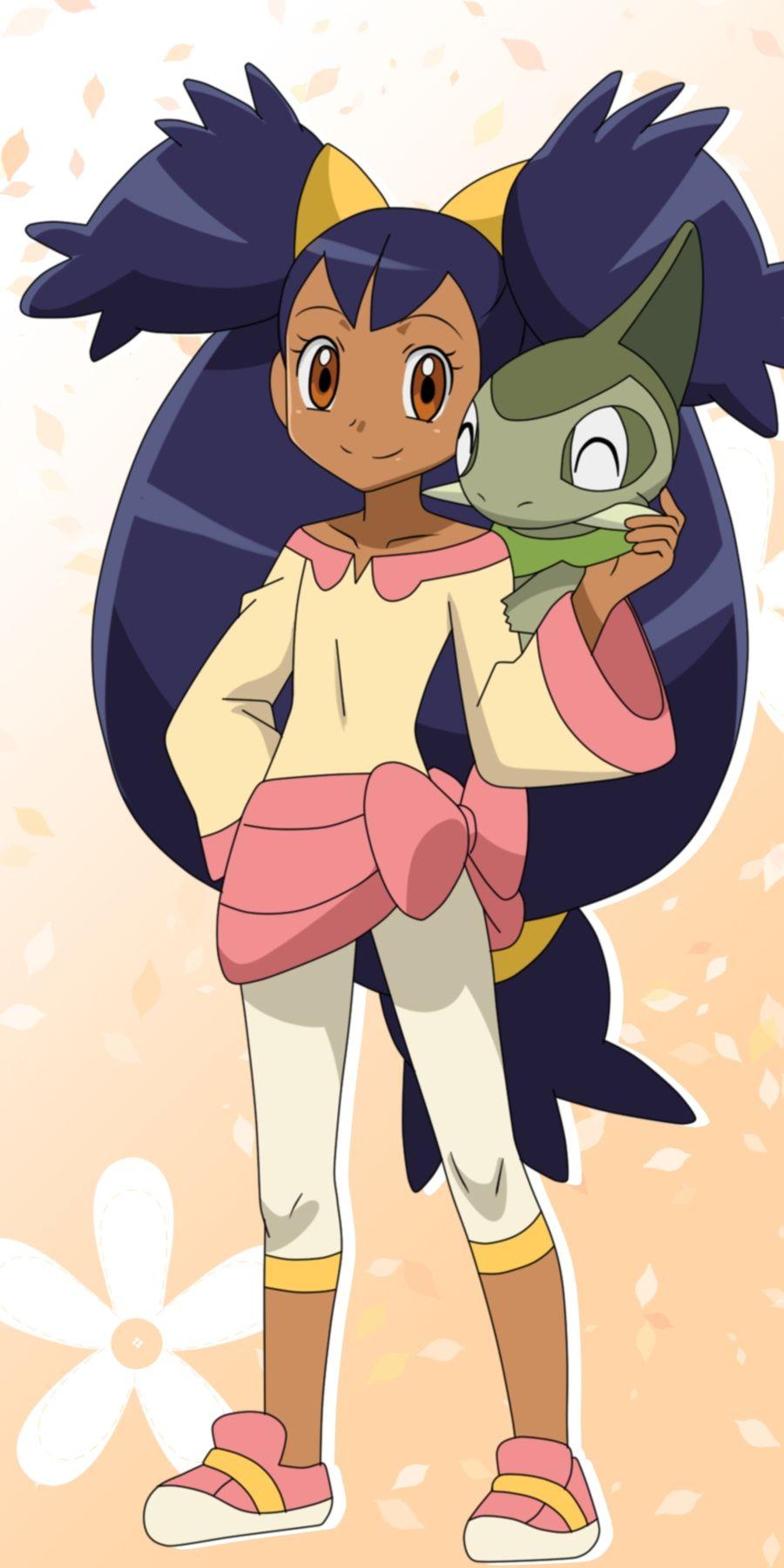 How Old Is Iris Pokemon