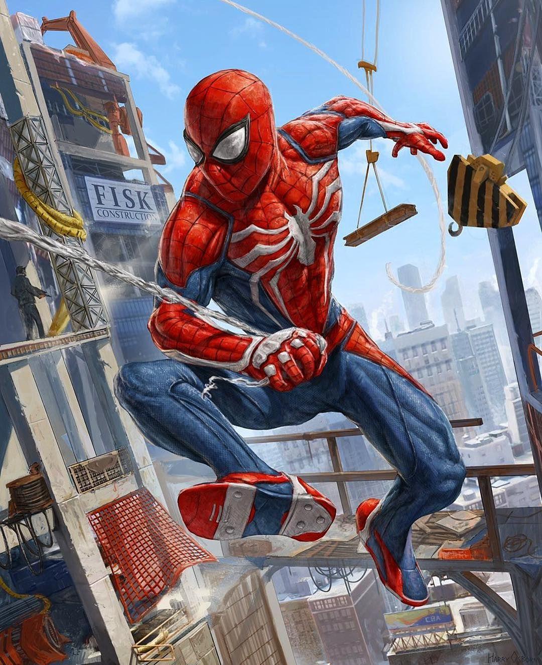 Online Spiderman Games