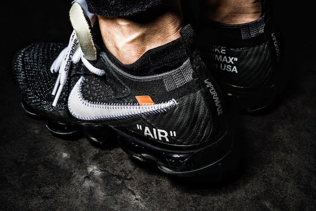 A Closer Look At Off-White™ x Nike Air VaporMax