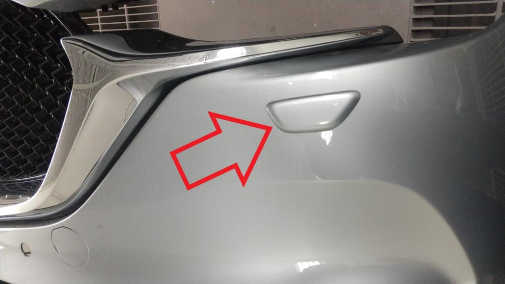 ボード Cx 5 Kf2pヘッドライトウォッシャーの外し方 ばらし方 のピン