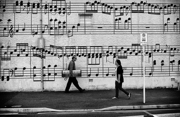 Creative High Quality Music Themed Pictures And Musical Symbols