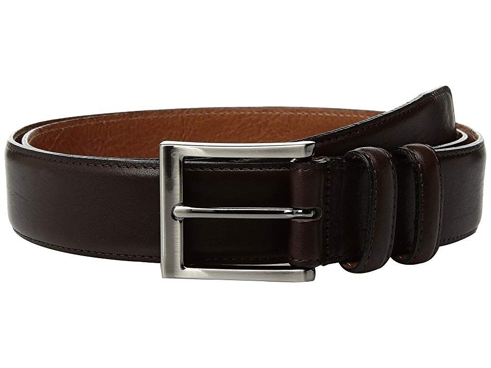 Trafalgar Corvino Brown Mens Belts The Trafalgar Corvino is a small piece of luxury perfect for your wardrobe Made of full grain leather Burnished detail adds character A...