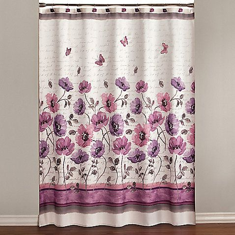 Beautiful Shades Of Lavender And Pink Make The Lively Flowers On