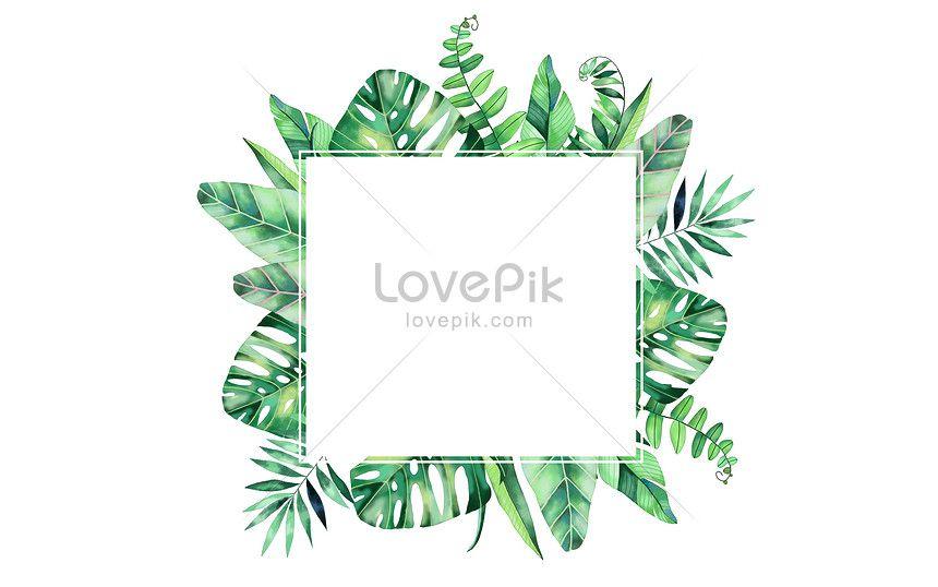 תמונה חינם רקע קטן ירוק טרופי עלה רקע 400119582 איור Lovepik Photo Latar Belakang Tropis Hijau