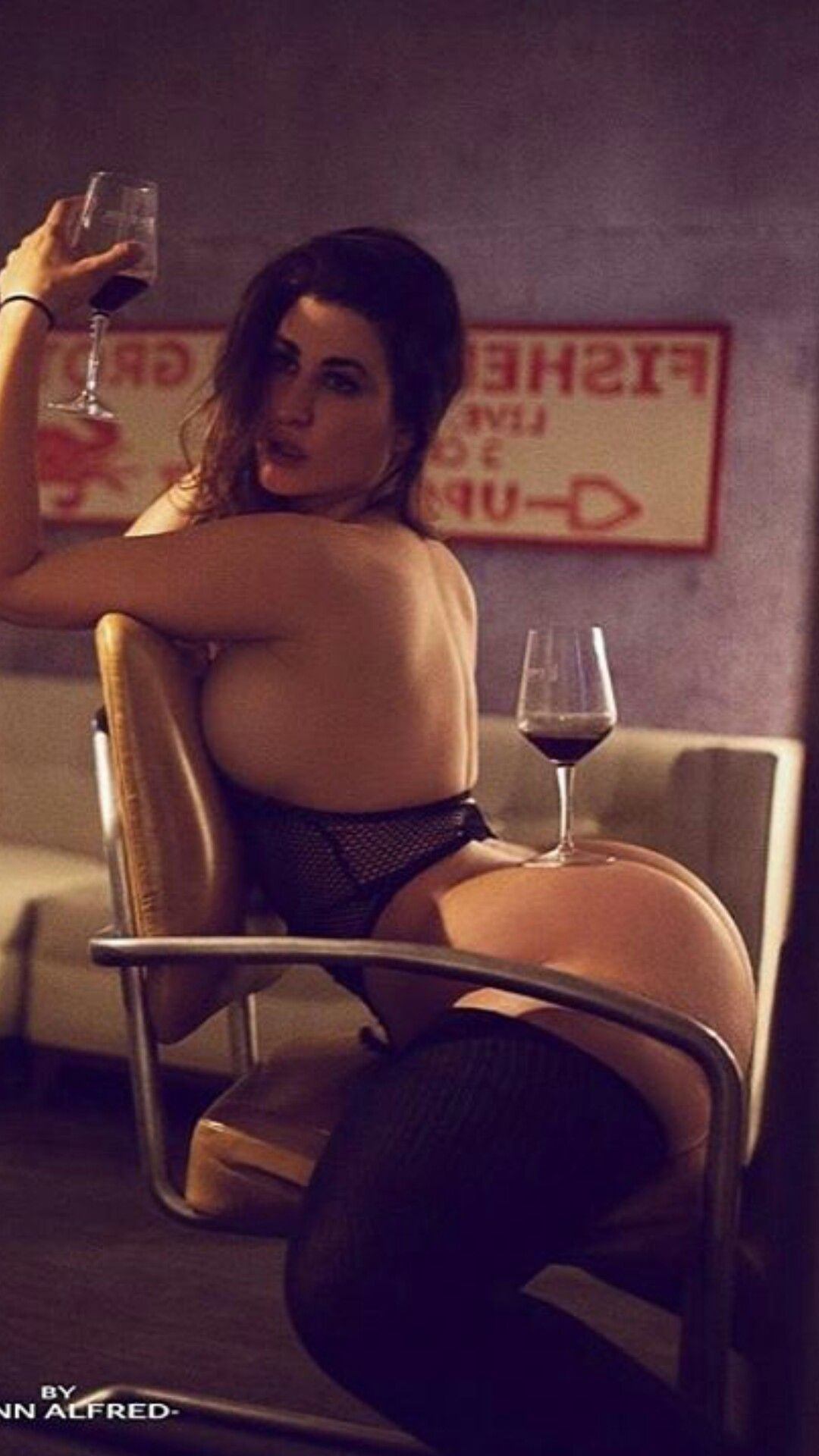 Glass On Ass