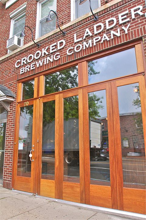 Crooked Ladder Brewing Company S New Microbrewery Tasting Room