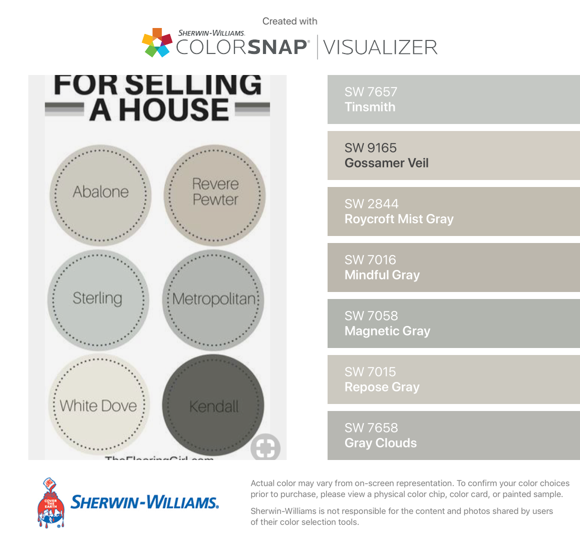 I Found These Colors With Colorsnap Visualizer For Iphone By Sherwin Williams Tins Interior Paint Colors For Living Room Mindful Gray Sherwin Williams Colors