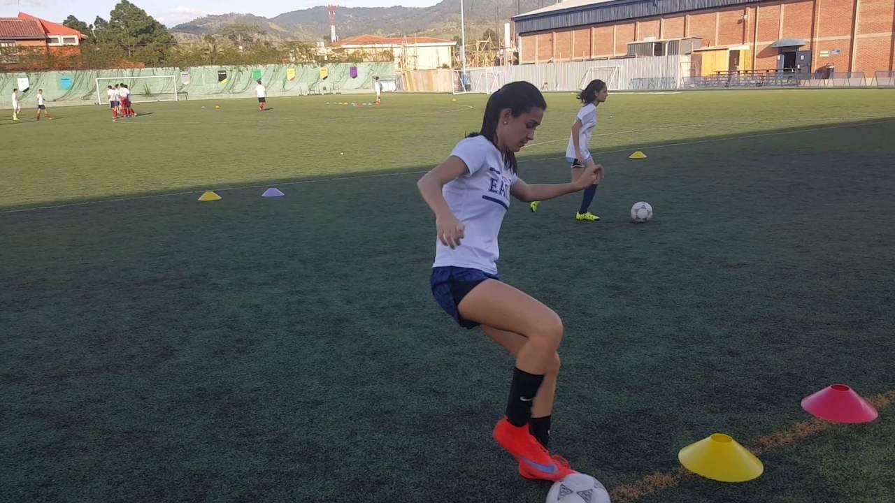 Sesión De Trabajo Futbol Femenino Youtube Futbol Femenino Entrenamientos De Agilidad Entrenamiento Futbol