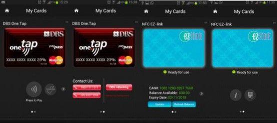 Review of StarHub SmartWallet NFC