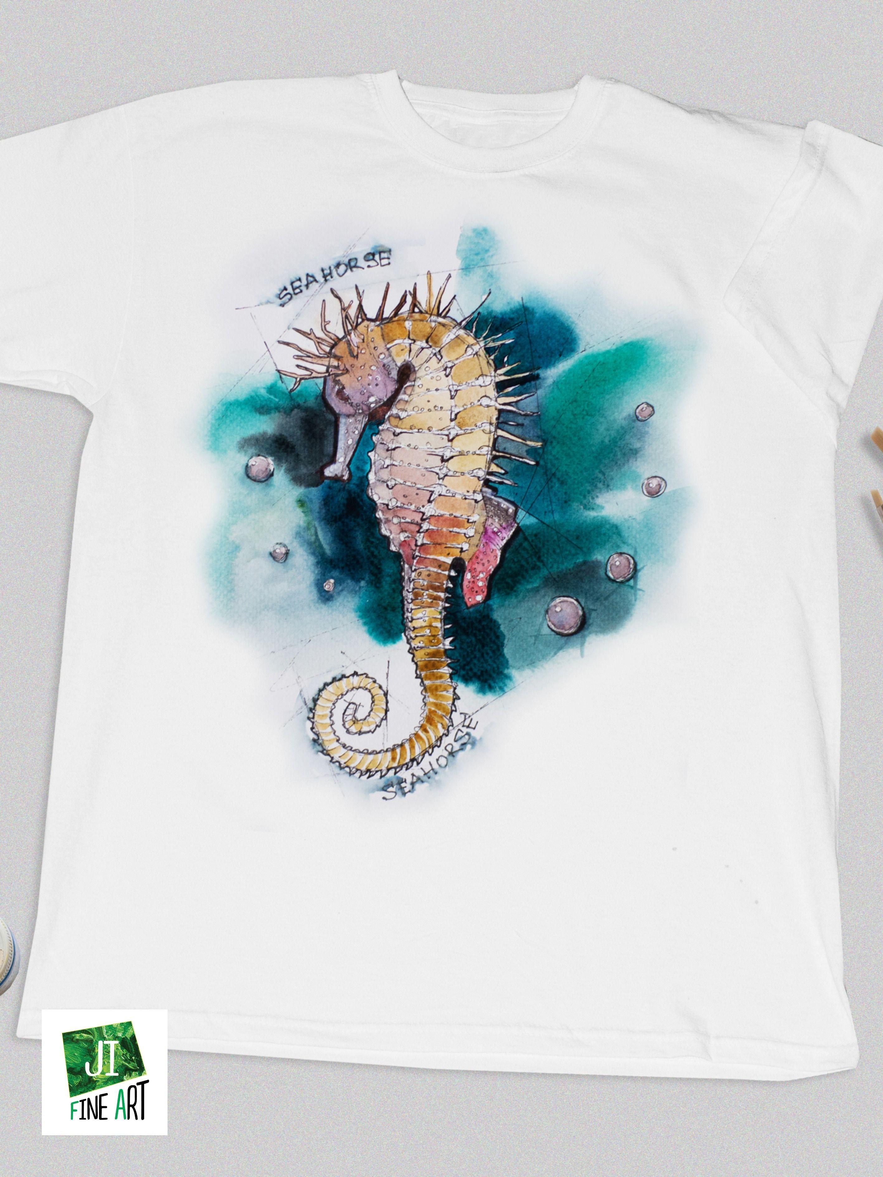Dreamcatcher T Shirt Paint By Hand Shirt Watercolor Dreamcatcher
