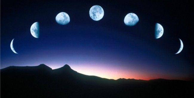 La influencia de la Luna en el cultivo | Ecoterrazas