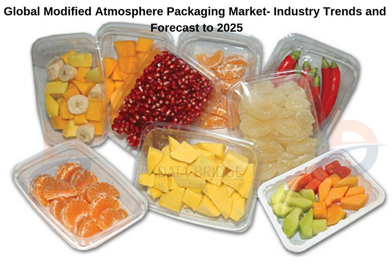 Global Modified Atmosphere Packaging Market Industry