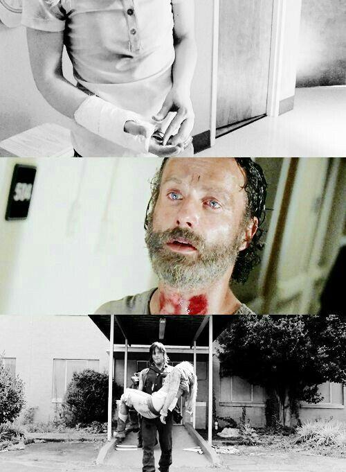The Walking Dead Coda Beth