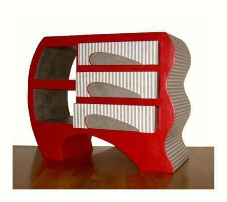 cardboard furniture creations