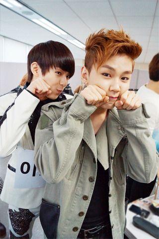 Minhyuk & Ilhoon