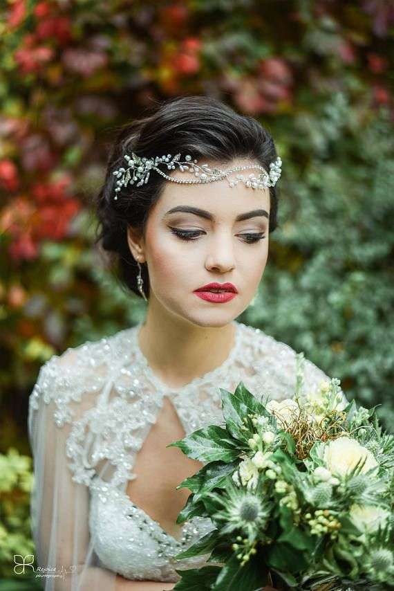 Raluca Bridal Accessories hairpiece