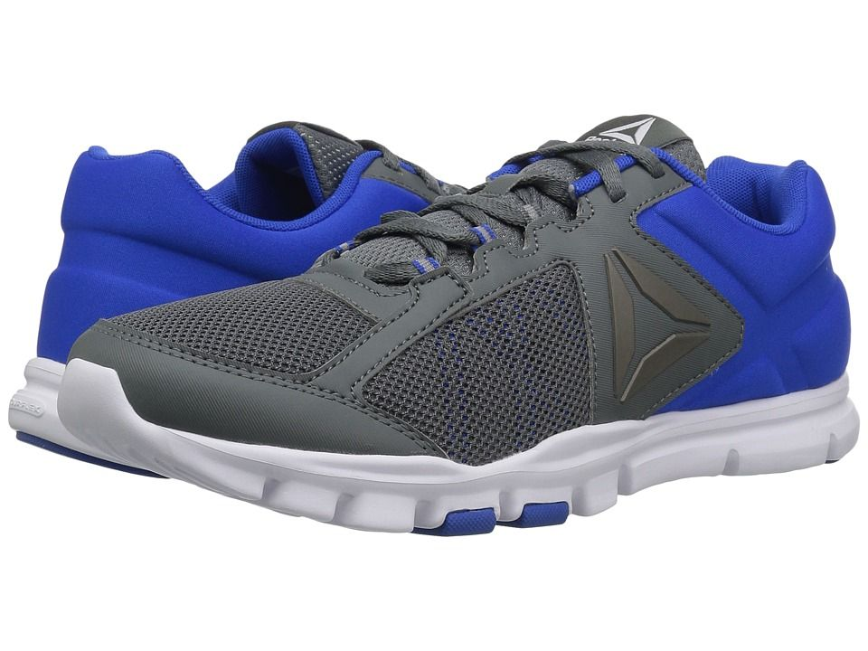 REEBOK REEBOK - YOURFLEX TRAIN 9.0 MT (ALLOY VITAL BLUE WHITE) MEN S CROSS  TRAINING SHOES.  reebok  shoes   d8a5f8808