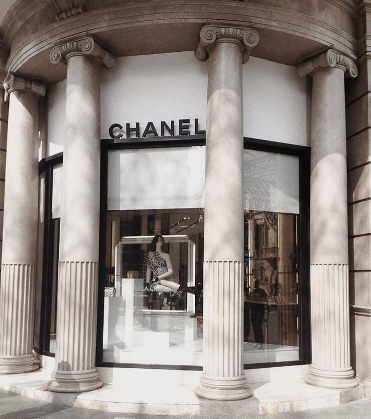 chanel boutique Boujee aesthetic, Aesthetic pictures