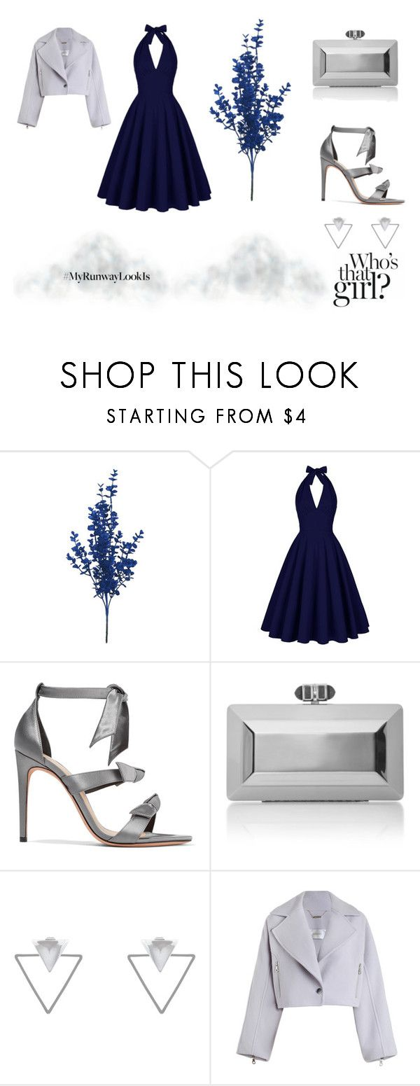 """Felicia Amelloides"" by lovelaughdress ❤ liked on Polyvore featuring Alexandre Birman, Judith Leiber, Eloquii and Zimmermann"