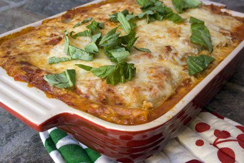 Pin On Lasagna