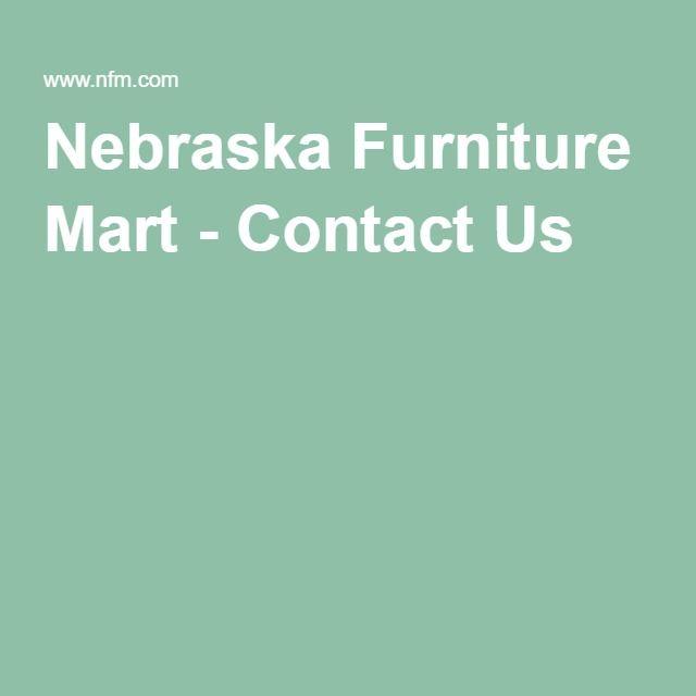 Nebraska Furniture Mart   Contact Us