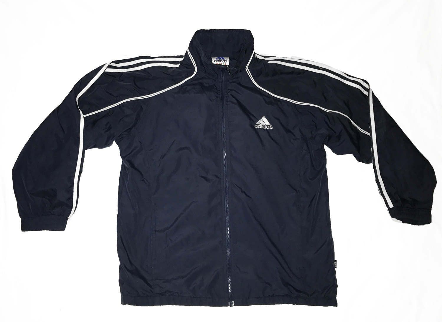 adidas fleece lined jacket