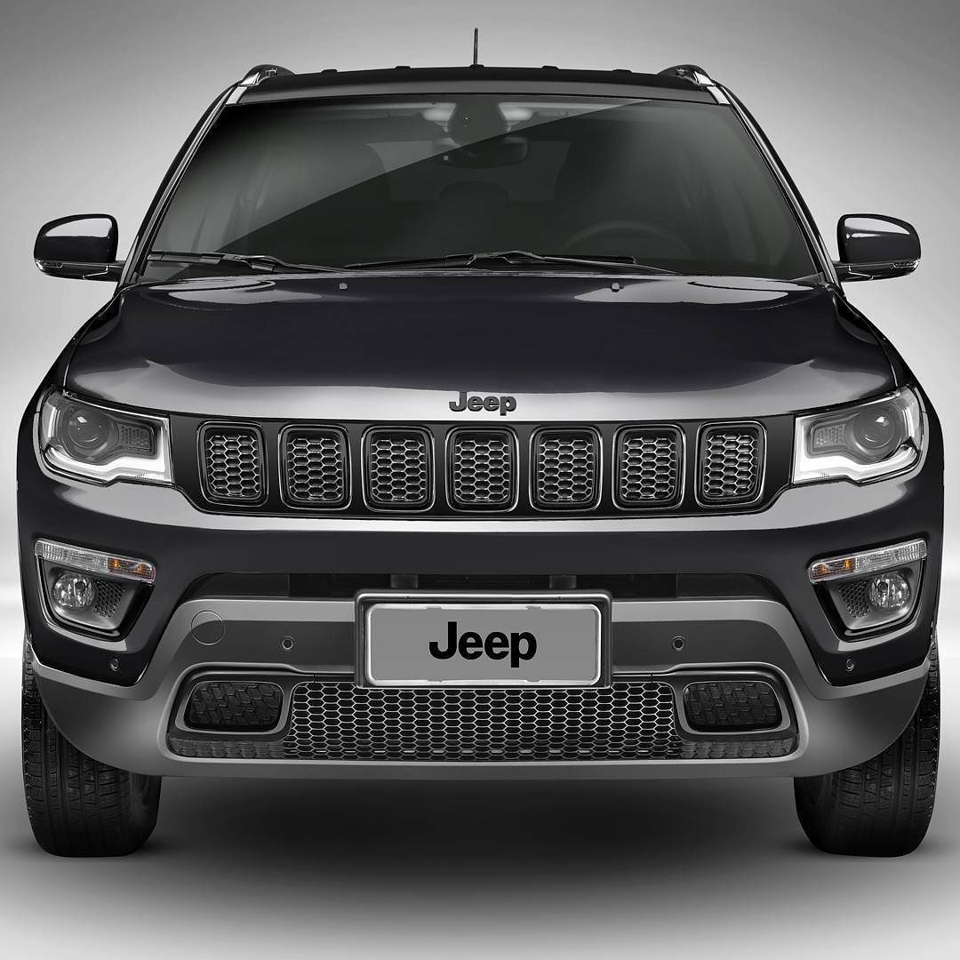 Jeep Compass Night Eagle 2018 Dois Meses Apos Ser Oferecida No