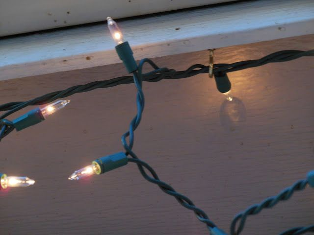 install cup hooks to make hanging christmas lights easier the whole front of our house took less than 30 minutes