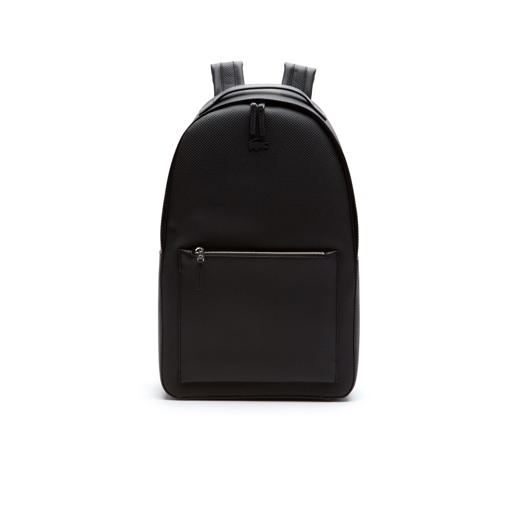 33a692b3e Men s Chantaco Matte Piqué Leather Backpack by Lacoste in 2018 ...