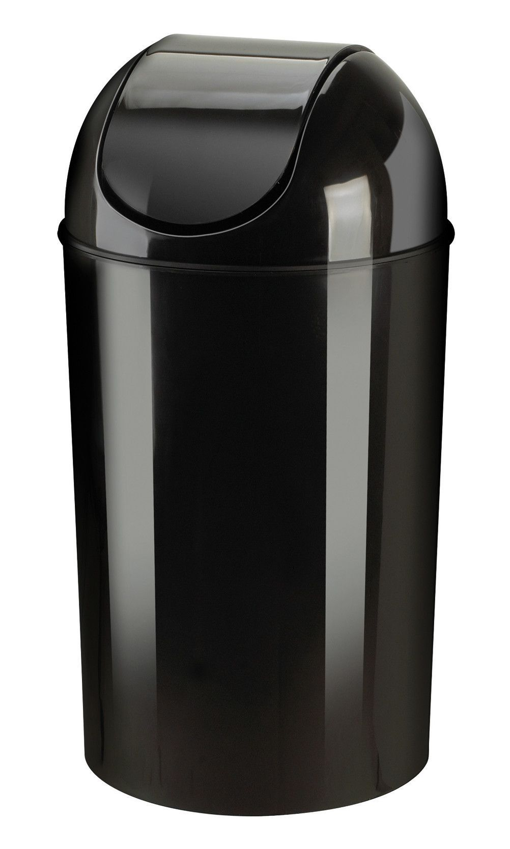Grand Plastic 10 Gallon Swing Top Trash Can With Images