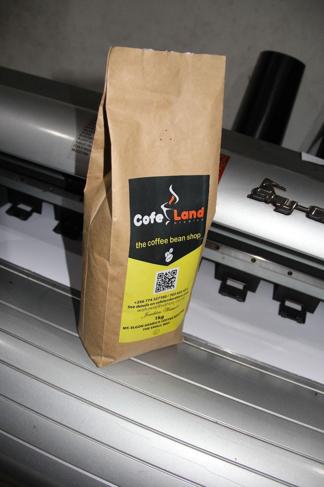 Coffee packaging Coffee bean shop, Coffee packaging