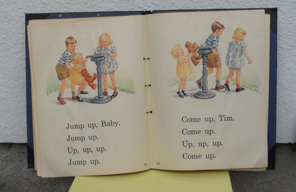 Dick and jane big book