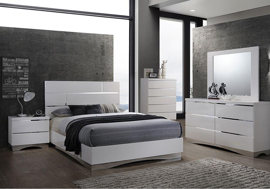 Stanton White 5 Pc Queen Bedroom Queen Bedroom Bedroom Sets
