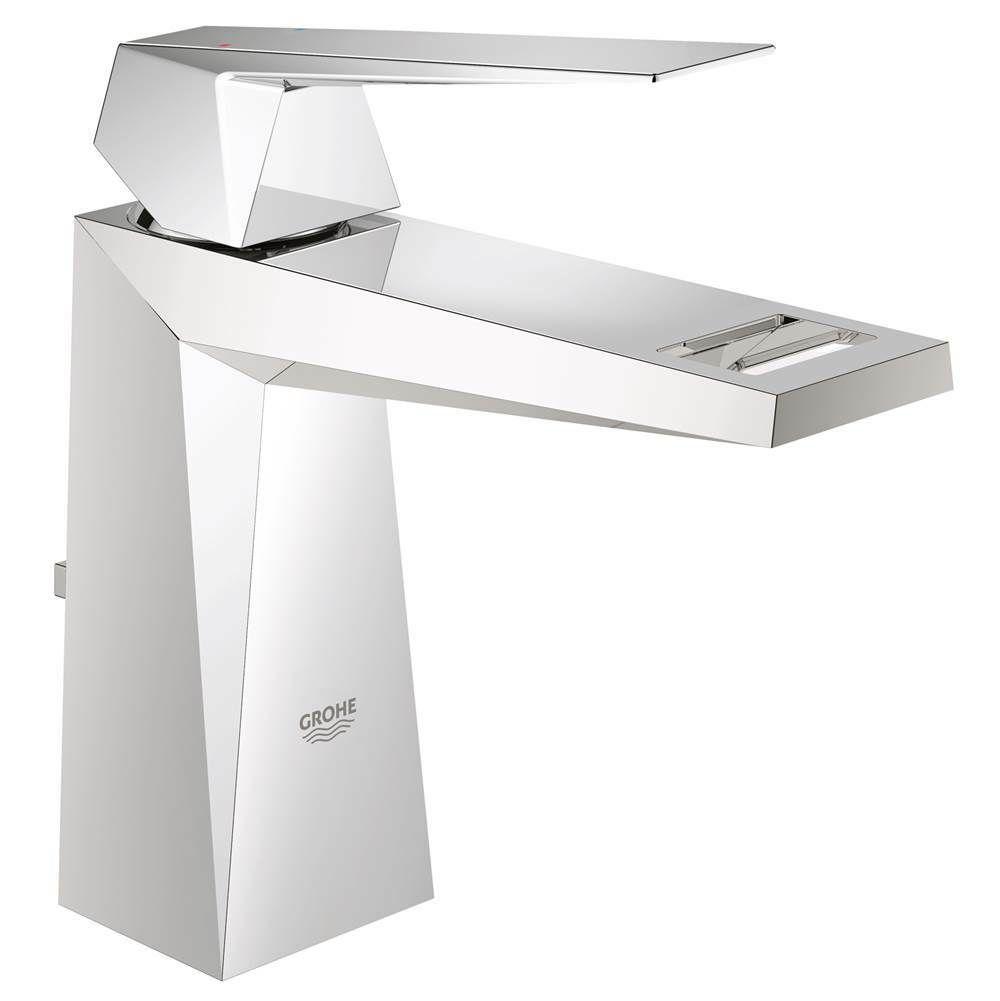 Grohe 2303400a Allure Brilliant Single Handle Single Hole Bathroom Faucet Chrome In 2021 Single Hole Bathroom Faucet Bathroom Faucets Single Handle Bathroom Faucet [ 1001 x 1000 Pixel ]
