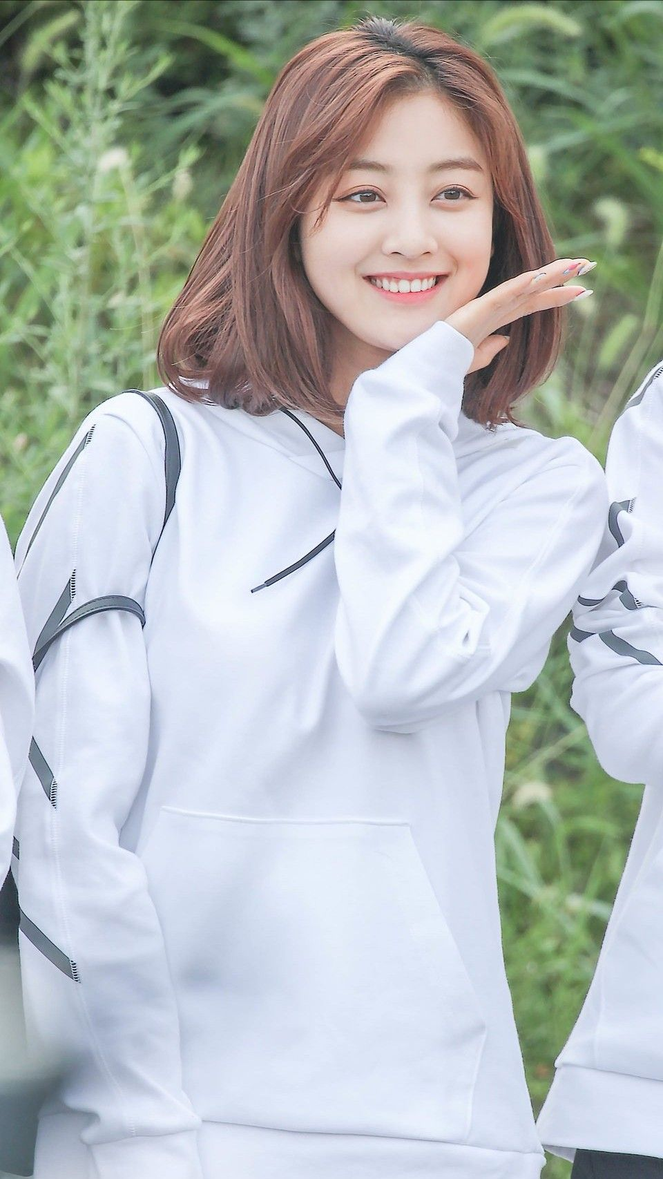 Jihyo Mbc Chuseok Special Feature 2018 Idol Star Athletics Championship Short Hair Styles Twice Korean Girl