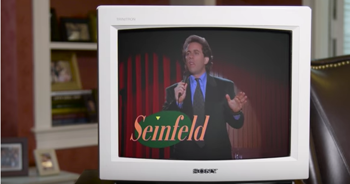 #World #News  Turns out that iconic 'Seinfeld' theme song was completely improvised  #StopRussianAggression