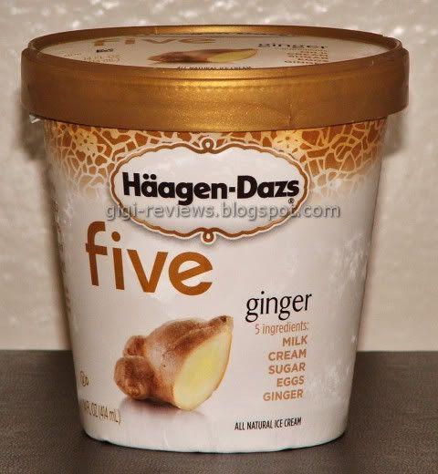 ginger ice cream haagen dazs bizarre forward ginger ice cream ...