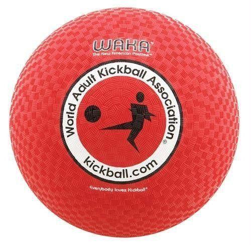 W.A.K.A. Kickballs (Set of 5)