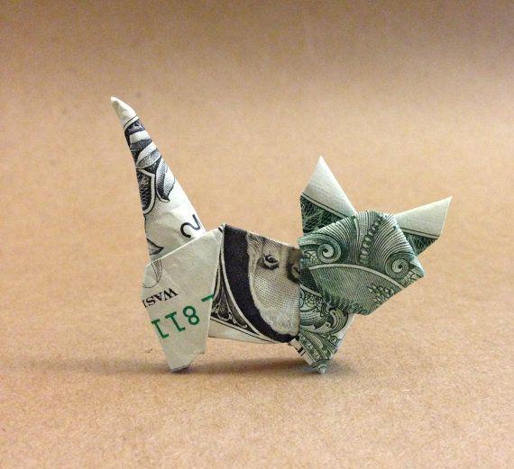 Super Easy Dollar Bill Heart   Herz falten, Geldgeschenke basteln ...   521x570