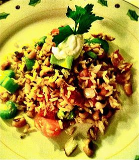 Hoppin' John ~Happy New Year!